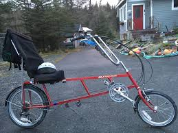 Recliner Bicycle by Recliner Bicycle No Tykes On Trikes Adults Spend Thousands