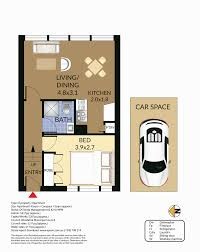 paddington station floor plan 404 176 glenmore road paddington nsw 2021 sold