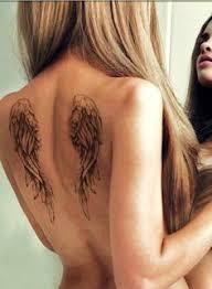 and evil wings tattoos 12 tattoos piercings