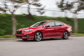 2017 subaru impreza sedan white 2017 subaru impreza sedan and hatchback first test unrivaled