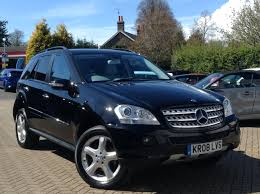 mercedes benz m class 3 0 ml320 cdi sport for sale at cmc cars