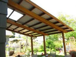 Patio Awning Metal Best 25 Metal Patio Covers Ideas On Pinterest Porch Cover