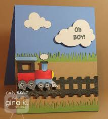 57 best cards with trains images on pinterest masculine cards