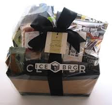 Seattle Gift Baskets Nw Executive Snack Basketbumble B Design