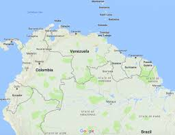 south america map aruba the south american nation seeing an and gold breakout