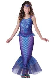 mermaid costume tween mysterious mermaid costume