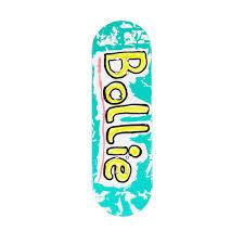 bollie logo paint