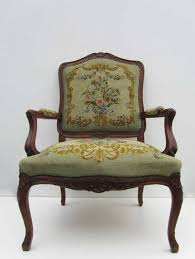 Louis Xv Armchairs Antique Louis Xv Armchairs 1800s Set Of 2 For Sale At Pamono