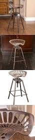 bar stools cast iron stool base diy swing out stool steampunk