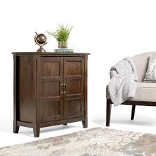 simpli home burlington espresso brown storage cabinet 3axcbur 005 simpli home burlington espresso brown storage cabinet