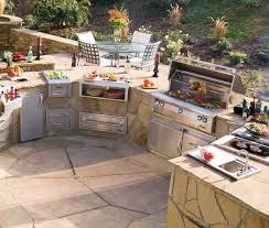 garden kitchen ideas modern garden kitchen ideas with l shape cabinet laredoreads