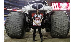 monster truck show edmonton why this former ballerina drives a monster truck the globe and mail