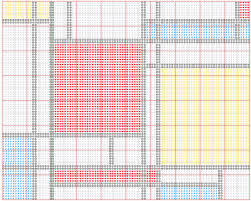 free mondrian chart for crafting dream a little bigger