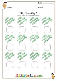 skip count math counting worksheets downloadable activity sheets