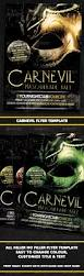carnevil masquerade ball flyer or event poster by hypedesignstudios