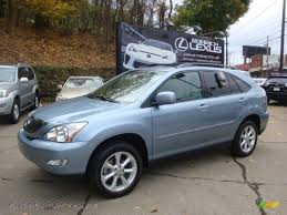 lexus metallic 2009 lexus rx 350 awd in breakwater blue metallic 129944 autos