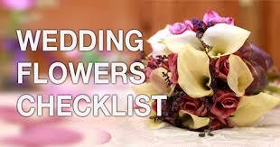 wedding flowers malta wedding flowers checklist theweddingsite malta