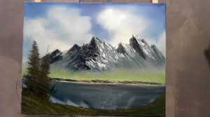 very easy oil painting lesson for beginners wet on wet youtube