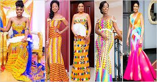 tenue africaine pour mariage robes de soirée robe de mariée tenue africaine