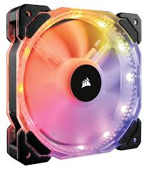 120mm rgb case fan hd120 rgb led high performance 120mm pwm fan with controller