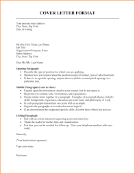 basic cover letter cover letter setup format exles 2 basic like layout exle and