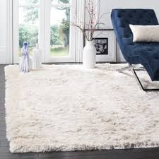 shag round oval u0026 square area rugs shop the best deals for dec