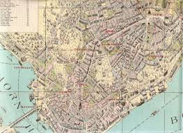 Map Of Istanbul Tarlabaşı