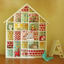 8 best Dollhouse shelf decoration images on Pinterest