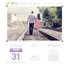 save the date website save the date wedding theme released