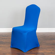 blue chair covers banquet chair cover royal blue