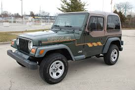 97 jeep wrangler se 1997 jeep wrangler se tj 4x4 5 speed manual