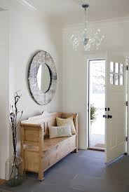 entryway bench ideas entry transitional with basket bench built in
