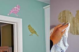 Make Your Own Wall Sticker Decorating Home Ideas Simple Lovely - Wall sticker design your own