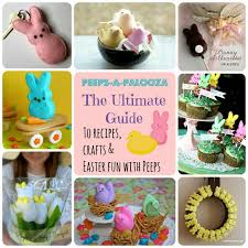 Easter Decorations Using Peeps by 30 Best Marshmallow Peeps Crafts Images On Pinterest Easter