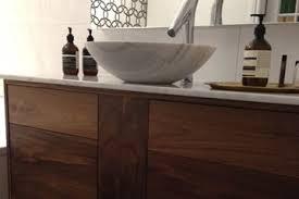 custom timber bathroom melbourne custom made timber bathroom Bathroom Furniture Melbourne