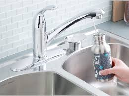 kitchen faucet with water filter moen kitchen faucet with water filter home design ideas