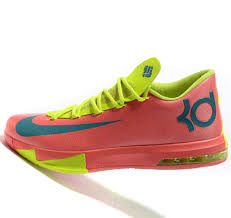 kd vi easter nike kd vi 6 green kevin durant basketball shoes