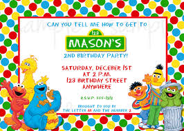 street birthday invitation templates