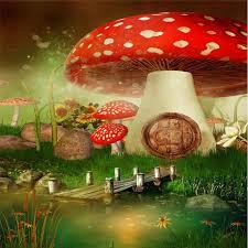 wallpaper 3d mushroom beibehang home decoration wallpaper living room bedroom mushroom