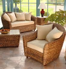 nassau conservatory suite in banana leaf cane simply cane furniture