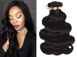 human hair extension 4bundles lot wave human hair extensions for