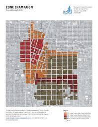 Zoning Map Chicago by Zone Champaign City Of Champaigncity Of Champaign