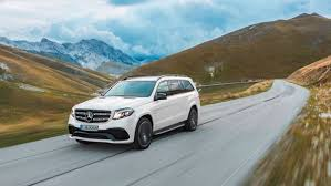 what is the highest class of mercedes mercedes gls brings a touch of s class to the suv