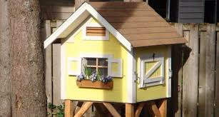 Backyard Chicken Com 8 Diy Cute And Functional Small Chicken Coop Plans