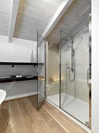 salle de bain dans chambre sous comble salle de bains sous combles fashion designs