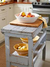 rustic diy kitchen island ideas