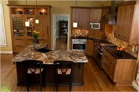 what is the best shape for a kitchen 2 tier l shaped kitchen island 4x8 kitchen island ideas