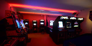 Arcade Barn Arcade Club Gets Levelled Up Retro Games Party Reviews