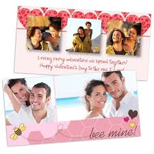 custom valentines day cards 4x8 valentines photo cards ritzpix ritzpix