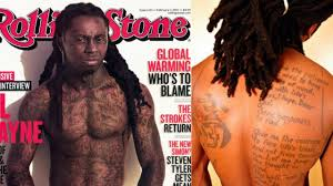 hip hop artist lil wayne u0027s tattoos and their meanings youtube
